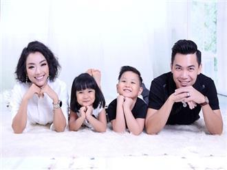 Ca sĩ Phương Anh từng nằm 'treo chân' cả tuần khi mang thai cặp song sinh
