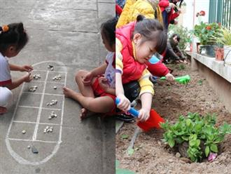 Các trò chơi bổ ích trong kỳ nghỉ hè giúp bé phát triển toàn diện về trí tuệ và thể chất