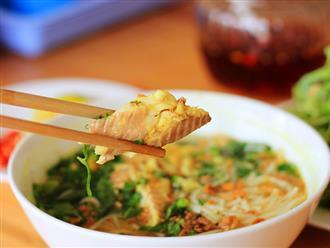 Bỏ túi liền tay cách nấu bún cá ngon theo phong cách 3 miền