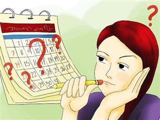 Cách tính chu kỳ kinh nguyệt để dễ thụ thai và tránh thai an toàn