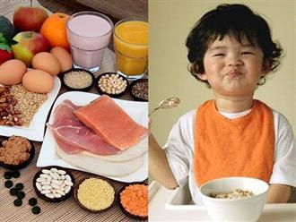 Chuyên gia dinh dưỡng hướng dẫn mẹ cách kết hợp các loại đạm trong thức ăn cho bé