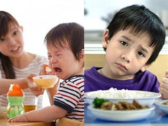 Chuyên gia hướng dẫn mẹ cách trị biếng ăn cho trẻ em từ 1 – 2 tuổi
