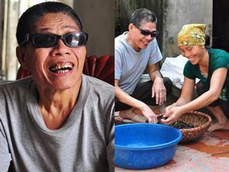 Chuyện tình xúc động của cựu binh mù nhiễm chất độc da cam có hai người vợ là chị em ruột