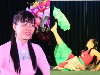 Cảm phục nghị lực kiên cường của cô giáo dạy Toán bị mất một chân do tai nạn