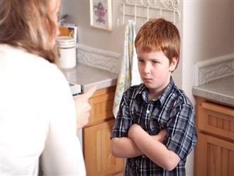 """Con mắc lỗi hãy áp dụng những cách phạt này, đảm bảo bé """"chừa"""" không tái diễn"""