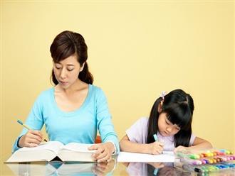 Đặc điểm của những bà mẹ có khả năng dạy con xuất sắc