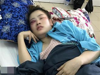 Đến sau nhưng lấy thức ăn trước, cô gái bị đánh nhập viện