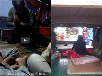 Người cháu họ bị tố có hành vi hiếp dâm cụ bà bại liệt 77 tuổi: Chắp tay quỳ lạy xin được tha thứ