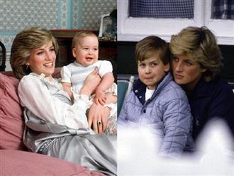Hơn 20 năm sau ngày mất, cách dạy con của Công nương Diana vẫn khiến các bà mẹ nể phục