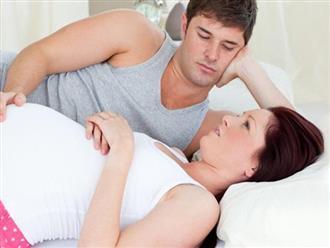 Mang thai tháng thứ 6 có quan hệ được không?
