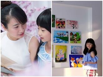 MC Thanh Thảo giúp con biết nói sớm và tự tin giao tiếp nhờ đọc sách