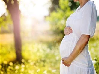 Mẹ bầu làm được 8 việc này, con sinh ra ít quấy, dễ bảo lại thông minh