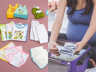 Mẹ bầu sắp sinh cần chuẩn bị những gì để yên tâm 'vào ổ'?