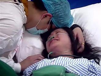 Mẹ trẻ ra đi mãi mãi vì tắc mạch ối: Cảnh báo những mẹ bầu này phải cẩn thận!