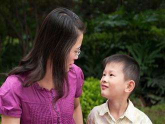 Mẹ Việt gợi ý cách dạy con vâng lời chỉ sau một lần nhắc nhở