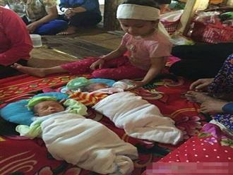 Nỗi đau của người cha 29 tuổi một nách ba con học cách chăm hai con sinh đôi mồ côi mẹ khi mới 8 ngày tuổi