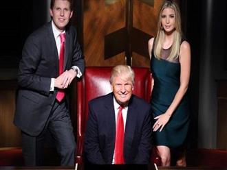 """Nguyên tắc """"ba không"""" và cách dạy con độc đáo của Tổng thống Donald Trump"""