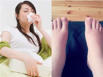 Những bệnh thường gặp ở phụ nữ khi mang thai
