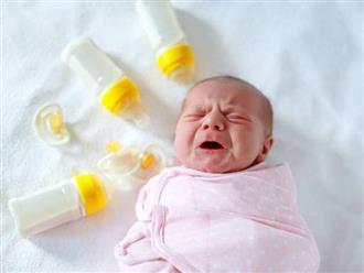 Những mẹo chữa nấc cho trẻ sơ sinh hiệu quả bất ngờ