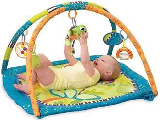 Những món đồ chơi cho trẻ sơ sinh 1 tháng tuổi giúp bé phát triển trí thông minh vượt trội