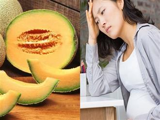Những thực phẩm trị chứng đau đầu cho bà bầu trong suốt thai kỳ