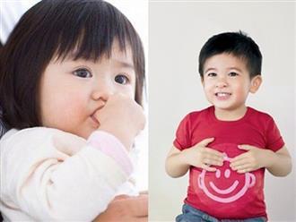 Phát triển hệ tiêu hóa khỏe mạnh để trẻ mau ăn chóng lớn theo lời khuyên của chuyên gia