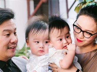 """Thanh Bùi: """"Vợ chồng tôi áp dụng giáo dục sớm cho 2 con song sinh từ 6 tháng tuổi"""""""