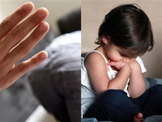 Trẻ hay bị đánh đòn dễ trầm cảm, hung hăng hơn và đây là 2 cách xử lý hay cho cha mẹ