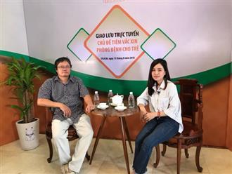 [LIVE] Tư vấn trực tuyến: Tiêm vắc xin phòng bệnh cho trẻ cùng bác sĩ Trương Hữu Khanh