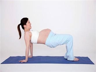 Yoga cho bà bầu: Những tư thế nên tập và nên tránh