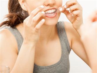 6 sai lầm có thể bạn vô tình mắc phải và âm thầm hủy hoại hàm răng của mình hàng ngày