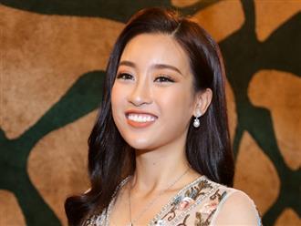 Đỗ Mỹ Linh: 'Tin rằng một cuộc thi lớn như Hoa hậu Thế giới không có chuyện xử ép'