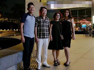Loạt ảnh minh chứng mối quan hệ tốt đẹp giữa ca sĩ Hải Băng và mẹ chồng