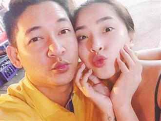 Hải Băng và Thành Đạt 'trốn con', hạnh phúc dắt nhau đi du lịch Thái Lan