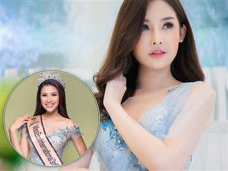 Hoa hậu Ngân Anh lên tiếng xin lỗi, khẳng định không có ý thách thức hay xúc phạm Nguyễn Thị Thành