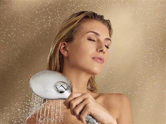 Sai lầm khi tắm có thể gây đột tử nhưng rất nhiều người mắc phải