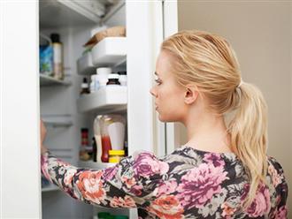 """Sai lầm thường gặp khi bảo quản đồ trong tủ lạnh khiến cho thực phẩm thành """"mầm mống gây bệnh"""""""