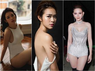 Thu Thủy, Vân Hugo...mẹ đơn thân vẫn gợi cảm nhất nhì showbiz Việt