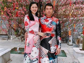 Á hậu Thanh Tú hé lộ cuộc sống ngọt ngào bên chồng đại gia sau 4 tháng kết hôn