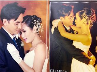 Á hậu Trịnh Kim Chi viết tâm thư xúc động cho chồng nhân kỷ niệm 18 năm ngày cưới