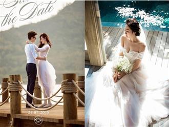 Á hậu Tú Anh xác nhận lên xe hoa với bạn trai cũ Văn Mai Hương vào tháng tới
