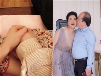 Ca sĩ Đinh Hiền Anh hé lộ cuộc sống về đêm vô cùng ngọt ngào bên chồng Thứ trưởng Bộ Tài chính