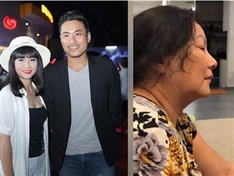 Hơn Kiều Minh Tuấn gần 20 tuổi, Cát Phượng phải xưng hô thế này với mẹ chồng khiến ai cũng thấy thương