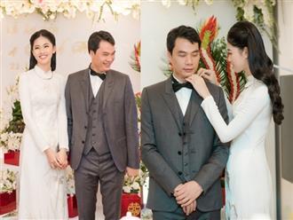Lộ thông tin chồng hơn 16 tuổi của Á hậu Thanh Tú từng có vợ và hai con riêng