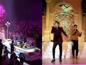 Chú rể ở Đà Nẵng mời Đàm Vĩnh Hưng đến hát đám cưới, chơi sốc khi chạy thẳng siêu xe vào tiệc