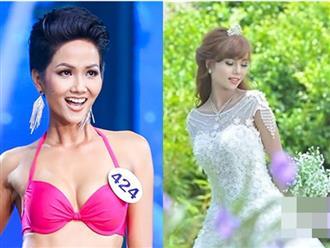 Lộ diện nhan sắc em gái tân Hoa hậu Hoàn vũ Việt Nam H'Hen Niê, được nhận xét xinh đẹp hơn cả chị