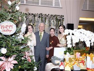 Lộ diện dung mạo của bố mẹ Hoa hậu Đền hùng Giáng My khiến nhiều người bất ngờ