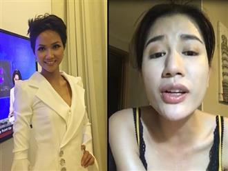 H'Hen Niê phản ứng sốc khi Trang Trần tuyên bố 'Không có cô gái nào vào showbiz mà còn trinh'