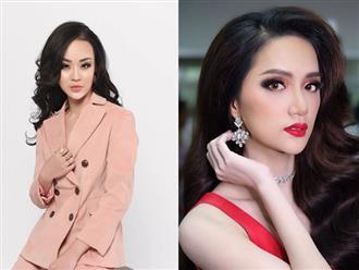 Hoàng Hải Thu 'ăn gạch đá' vì lên tiếng chúc mừng Hương Giang đăng quang Hoa hậu