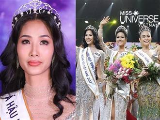 Trượt ngôi Hoa hậu, Hoàng Thùy lần đầu tiên lên tiếng nhắm đích danh H'Hen Niê
